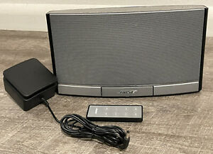 Bose SoundDock Portable Digital Music System iPod Dock w/ Remote **Bad Battery**