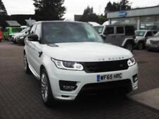 Range Rover Sport Less than 10,000 miles 5 Doors Cars