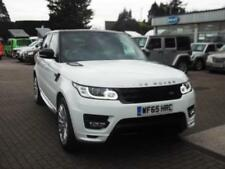 Range Rover Sport Estate Less than 10,000 miles Cars