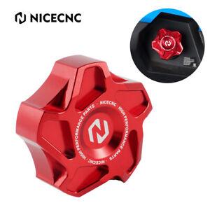 NiceCNC Gas Fuel Cap Fuel Tank Cap For Polaris RZR XP 1000 2012-2021 Aluminum
