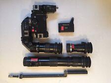 MOVIECAM 35mm film camera - ANAMORPHIC AND SPHERICAL FINDER BLOCK - A BUNDLE