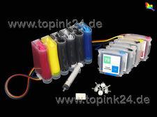 CISS del reg HP 70 772 hp70 z5400 DesignJet Z 5400 6 color pigment hp-70 hp772 hp-772