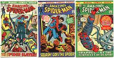 Marvel Amazing Spider-Man #s105,106,107 *The 1972 Spider Slayer Trilogy* Set