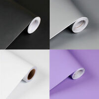 3m Wallpaper Roll Sticker Vinyl Self Adhesive Contact Paper Furniture Wall Decor