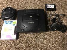 Sega Saturn Lot! Rare, Great Games, US Sega Saturn System Region, Free Shipping!