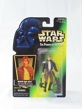 Star Wars Potf Bespin Han Solo With Heavy Assault Rifle & Blaster Kenner