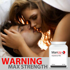 MAN UP ERECTION PILLS MALE IMPOTENCE CURES FLACCID PENIS