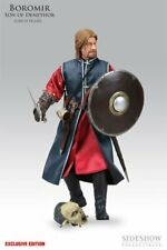 "Sideshow Collectibles Lord of the Rings BOROMIR Exclusive 12"" Figure 1/6 Scale"