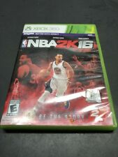 NBA 2K16 Xbox 360 CIB - USED - Tested & Working