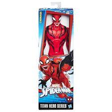 Marvel Spider-Man Titan Hero Series Villains Carnage Figure *NEW*