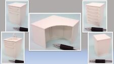 1:12 dolls house miniature modern dental units 5 to choose from. (NOT REAL)