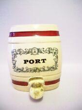 WADE Royal Victoria ceramic PORT Barrel, W & A Gilbey Limited c1959