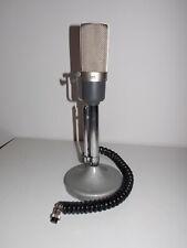 BM Studio Mikrofon Funk/Radio Hammeritlack Standfuss schwer Vintage