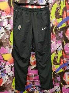 Juventus FC Italy Football Soccer Training Pants Sweatpants Nike Mens size M