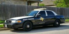 MATCHBOX POLICE TEXAS STATE TROOPER  FORD CROWN VIC CUSTOM UNIT