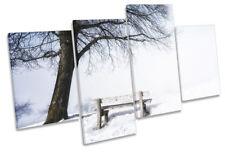 Canvas White Landscape Art Prints