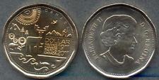 CANADA 1 Dollar 2011 National Parks Canada  UNC
