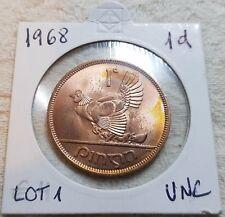 Ireland Irish Pre Decimal 1D Coin Lot 1