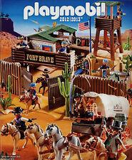 Prospekt Playmobil 2012 2013 7/12 Spielzeugkatalog Katalog Spielzeuge catalog