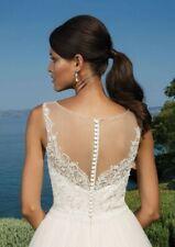 Justin Alexander Wedding Dress Size 14 8886