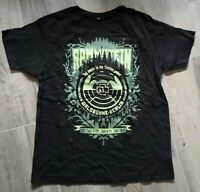 Rammstein - Berlin Waldbühne 2016 T-Shirt Size XL Black Edition NEU