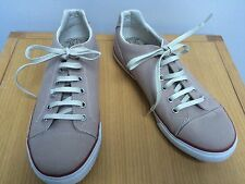 NEW TIMBERLAND EARTHKEEPERS Ladies Canvas Beige Trainers @ Size UK 7 EU 41 NWOB