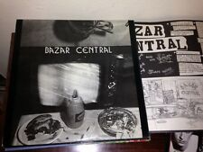 "BAZAR CENTRAL 12"" MINI LP + INSERT - DISCOS MEDICINALES"