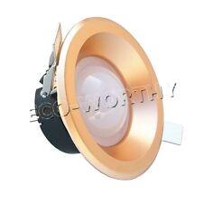 LED Panel Einbaustrahler Einbaustrahler Leuchte Aluminium Downlight Alu 230V
