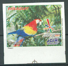 PARAGUAY - BIRDS Mi # 5011 Imperforate Mint NH VF