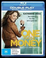 One For The Money (Blu-ray, 2012, 2-Disc Set)
