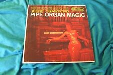 Pipe Organ Music Jesse Crawford LP CAL 300