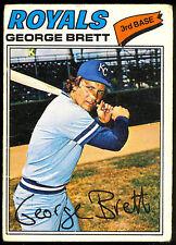 1977 TOPPS OPC O PEE CHEE BASEBALL #170 GEORGE BRETT VG KANSAS CITY ROYALS CARD