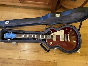 Epiphone Les Paul Standard Electric Guitar with Case.
