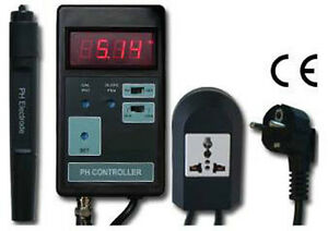 PH CO2 PH Messgerät Regler Controller Neu OVP