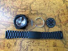 Military Chronograph Uhrenkit für ETA Valjoux 7750 SWISS MADE Uhrwerk