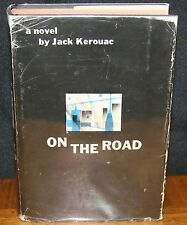 ON THE ROAD BY JACK KEROUAC - 1ST EDITION HC IN 1st STATE DUST JACKET- 1957