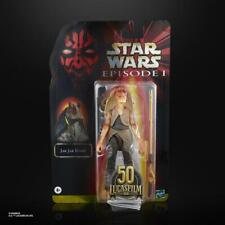 Star Wars Black Series Lucasfilm 50th Anniversary Jar Jar Binks Figure In Stock