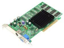 MSI ms-8911 NVIDIA GeForce FX5200 64mb DDR AGP Vídeo Tarjeta gráfica 20018322
