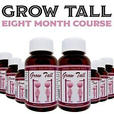 Bone Growth Pills SAFELY BE TALLER 8 Month Course LIMITED OFFER PRICE $148.99
