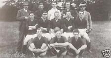 York City FC Football Team 1922 6x3 Inch Photo Reprint