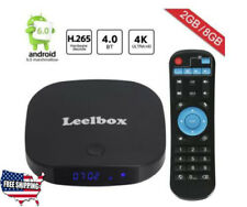 Leelbox Q2 Mini Android 6.0 TV Box 4K 2GB Ram 8GB Rom 2017