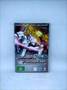 Transformers Generation One: Season 1 - Region 4 [AUS] - New/Sealed