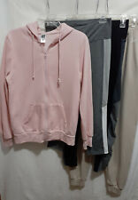 New listing Bulk Lot of Women's Clothing Size 10 Assorted Mixed Activewear Hoodie Leggings