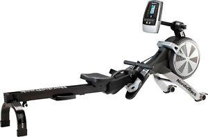 NordicTrack - RW200 Rower - Black/Gray Brand New NTRW59147