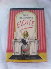 Book Children's Collectible Eloise 1955 Sixth Printing