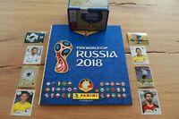 Panini WM World Cup 2018 Russland Sticker auswählen / aussuchen aus 682!