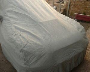 Stormforce Car Cover for the SUBARU Impreza & STi factory spoiler 1993-2007