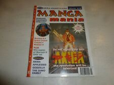 MANGA MANIA Comic - Vol 1 No 7 - Dtae 01/1994 - Dark Horse Comics