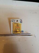 The 1994 NBA Finals lapel pin , New, never worn