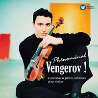 Maxim Vengerov - Phenomenal Vengerov [CD]